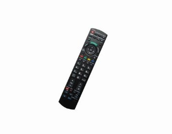 Universal Replacement Remote Control for Panasonic TC-55DT50 TC-P58V10 TH-37PX50U TH-42PX50 PT-50LCX63 Viera LCD LED PLASMA HDTV TV  available at amazon for Rs.2650