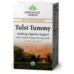 Organic India Tulsi Tummy- 18 Tea Bags