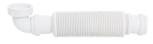 Senzo Sifon Siphon Ultraflach für Möbel Waschbecken Waschtische NW 32 11/4