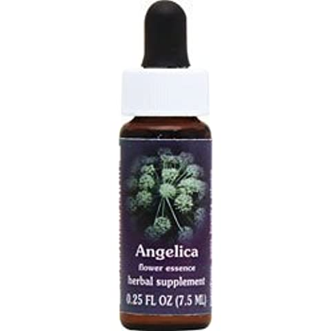 Flower Essence Services Angelica Essence, 0.25 Ounce by Flower Essence