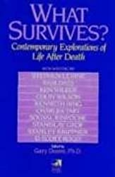 What Survives?: Contemporary Explorations of Life After Death (New Consciousness Reader)
