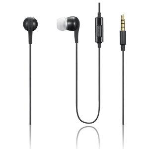 r-Kopfhörer mit Mikrofon, Schwarz, 3,5 mm-Offizielle für Samsung Galaxy Note ()