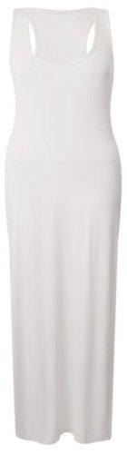 Xclusive Collection Damen Kleid mehrfarbig mehrfarbig Weiß