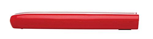 Verbatim GT SuperSpeed externe Festplatte 1TB (6,4 cm (2,5 Zoll), 5400rpm, 8MB Cache, USB 3.0) rot/weiß