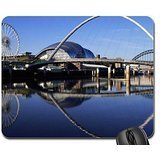 gateshead millennium bridge uk Mouse Pad, Mousepad (Modern Mouse Pad)