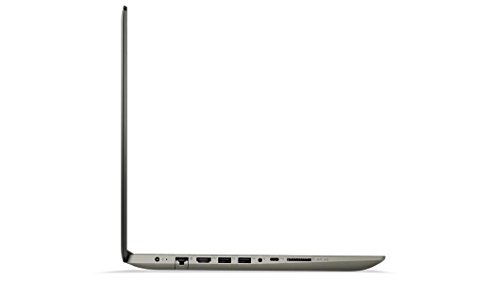 Lenovo Ideapad 520 Laptop (Windows 10, 16GB RAM, 2000GB HDD) Grey Price in India