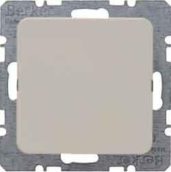 Berker Blindverschluß ws 100902 MODUL 2 Einsatz/Abdeckung für Kommunikationstechnik 4011334001942