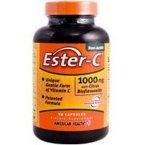 American Health 45309 Ester-C 1000 Citrus Bioflavonoids by American Health