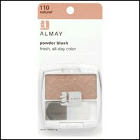 Almay Powder Blush, Natural, 0.14 Ounce by Revlon Consumer Products Corp.