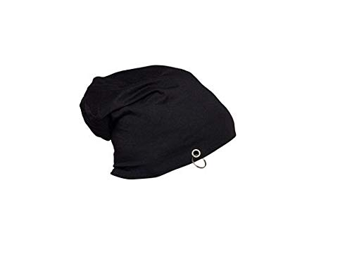 NexusWorld Cotton Beanie and Skull Cap with Styish Ring for Men ... 1e1c12c9bd