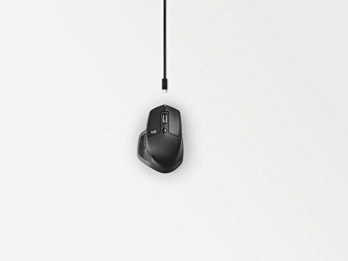 Logitech Mx Master 2s Wireless Darkfield Mouse - Graphite - Currys
