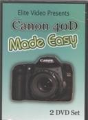 Canon 40D Made Easy by Bob Nagy -
