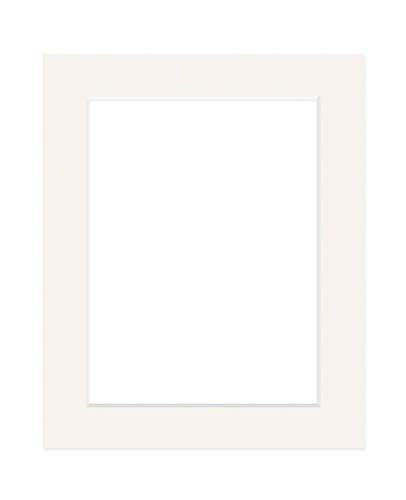 DEHA Passepartout, 50x70 cm, Innen 40x60 cm, Elfenbein