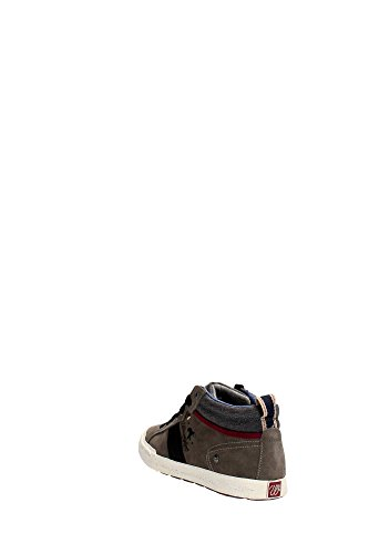 Wrangler WM152141 Sneakers Homme Suède Taupe