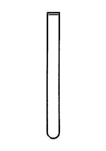neoLab E-1650 Reagenzröhrchen, rund, 100 mm x 16 mm, 12 mL (2000-er Pack)