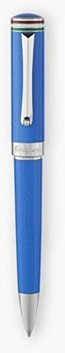 Montegrappa, Kugelschreiber, Italia, Palladium, Blau