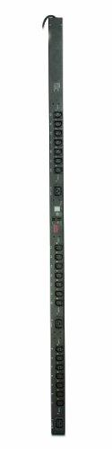 Rack Power Distribution Unit (APC AP7954 Rack Power Distribution Unit Switched Zero U 16A 230V (21) C13 and (3) C19 mit 25,4 cm (10 Zoll) Power Cord)