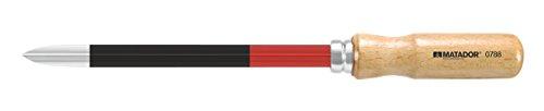 MATADOR Dreikant-Hohlschaber, DIN 8350, 150 mm, 0788 0001