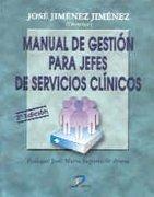 Manual de gestión para jefes de servicios clínicos