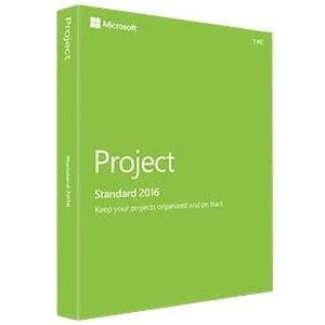 Descargar Microsoft Project 2016