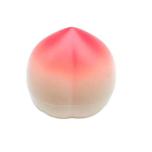 Pfirsich-schaum (Dapei Fluffy Pfirsich Wolke Schleim Crazy DIY Flauschige Schleim Duft Entlastung Charme Simulation Stressabbau Spielzeug für Kinder Erwachsene 30ml)
