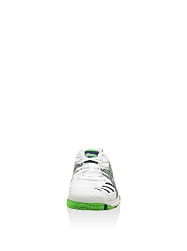 Asics Gel-Challenger 9, Chaussures de Tennis Homme Blanc (White 0150)