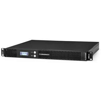 Salicru SPS Advance R SAI Line-interactive senoidal rack 1U de 1500 VA - Fuente de alimentación continua (UPS) (1500 VA, 900 W, 165 V, 290 V, 50/60, 98%) -