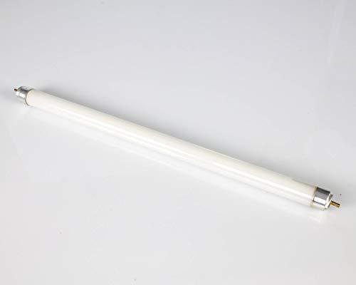 showking Leuchtstoffröhre 230V / 8W / Sockel G-5 beidseitig / 28,7 cm / T5 = Ø 16 mm / 2700K - Leuchtstofflampe