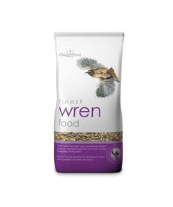 Chapelwood 1kg Of Specialist Wren Bird Food by Strawberryfield