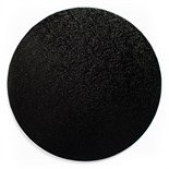 35,6 cm Noir ~ rond pour gâteau Tableau ~ 13 mm d'épaisseur