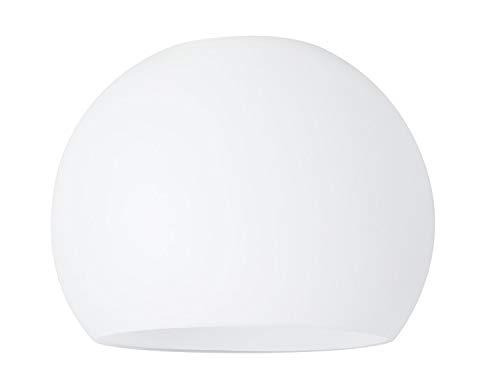 Paulmann Lampenschirm Glas Weiß