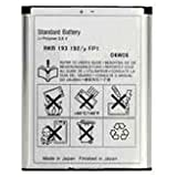BST-33 Replacement Battery for Sony Ericsson K800 K800i W850i W880i