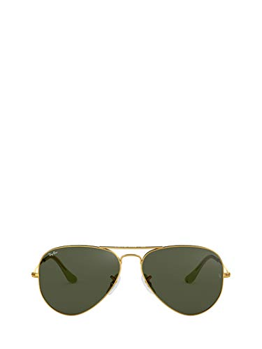 Ray-Ban Luxury Fashion Herren RB3025L0205 Gold Sonnenbrille | Frühling Sommer 19