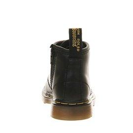 Dr. Martens Chaussures à lacets avec fermeture Éclair Brooklee k) Noir - noir