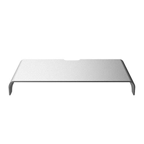 Yuqianqian Wandregal Wandboards TV PC Laptop Bildschirm Metall Monitor Ständer Riser 2 Größen for...