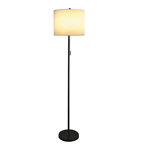 WPLDD Stehleuchte Wohnzimmer einfache Moderne IKEA Schlafzimmer Nachttischlampe Nordic kreative warme vertikale Tischlampe