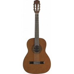 STAGG C537 3 4 CLASSIC GUITAR SPRUCE CAOBA (590 MM) NATUR DUNKEL