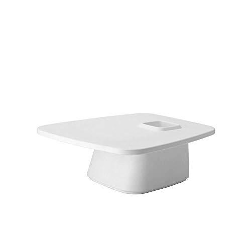 Vondom Moma mesa baja de exterior blanco: Amazon.es: Hogar