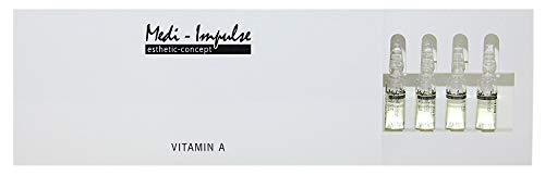 Vitamina A Ampollas 10 x 2ml, Arrugas minimiza, Crema antiarrugas, Reducción de arrugas