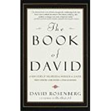 The Book of David : A New Story of the Spiritual Warrior and Leader Who Shaped Our Inner Consciousness by David Rosenberg (1998-11-10)