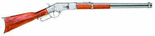 carabine-winchester-1866-canon-long-bois-et-metal