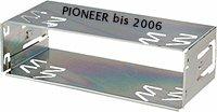 1DIN Einbauschacht, Einbaurahmen, Radiohalterung für Autoradio Installation kompatibel zu (Pioneer alle Mod. bis