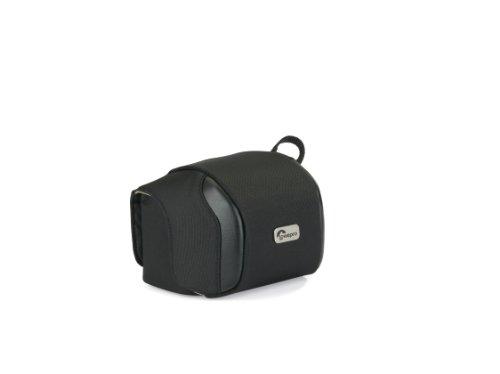 LOWEPRO QUICK CASE 120   FUNDA (200 G  140 X 160 X 115 MM  160 X 190 X 130 MM) NEGRO