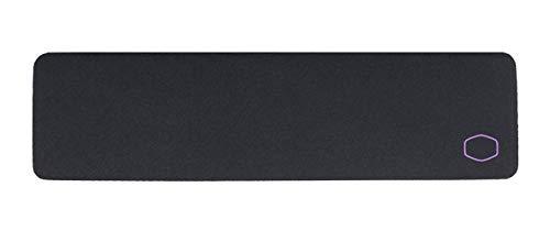 Cooler Master WR530 Handgelenkstütze, Größe S (359 x 95 x 18 mm), Schwarz (Master Cleaner)