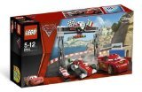 LEGO Disney Cars Exclusive Limited Edition Set #8423 World Grand Prix Racing Rivalry by LEGO (Disney Lego-sets Cars)