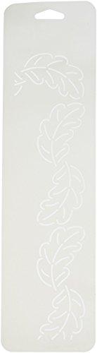 Sten Source Quilt-Schablonen von Bobbie Smith 5,1 cm Blattrand, 10,2 x 38,1 cm -