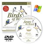 Aves do Brasil vozes e fotografias