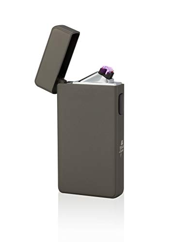 TESLA Lighter T13 Double-Arc Anthrazit