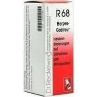 Herpes Gastreu R 68 Tropfen zum Einnehmen 50 ml