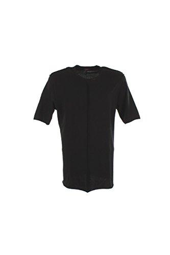 T-shirt Uomo Imperial L Nero Ml37sarl Autunno Inverno 2016/17